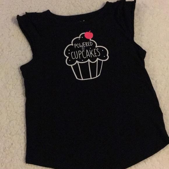 245bddba jumping beans Shirts & Tops | Sleeveless Cupcake Shirt | Poshmark